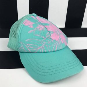 5 for $25 Billabong Hibiscus Floral Trucker Hat